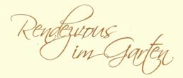 Rendezvous im Garten Logo