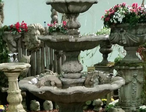 Fontaine 3 Etagen