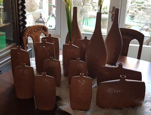 Vasen in vielen Formen und Designs