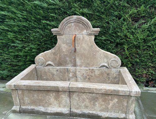 Wandbrunnen Rom