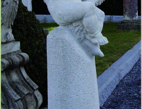 Engel auf Säule Nr. 446